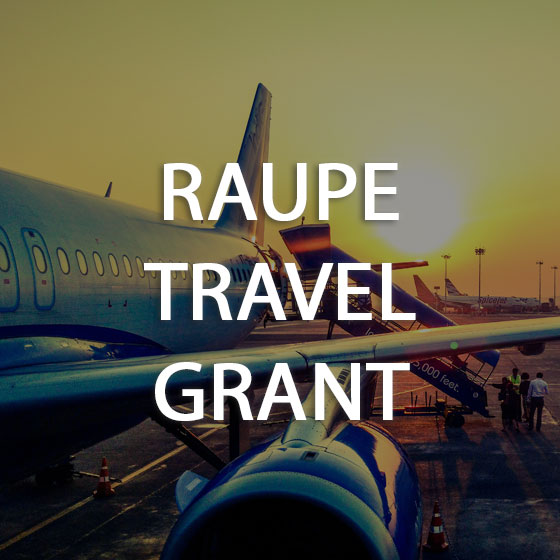 Raupe Travel Grant