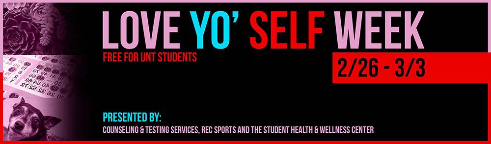 Love Yo Self Week