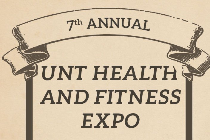 Fitness Expo Event Flyer