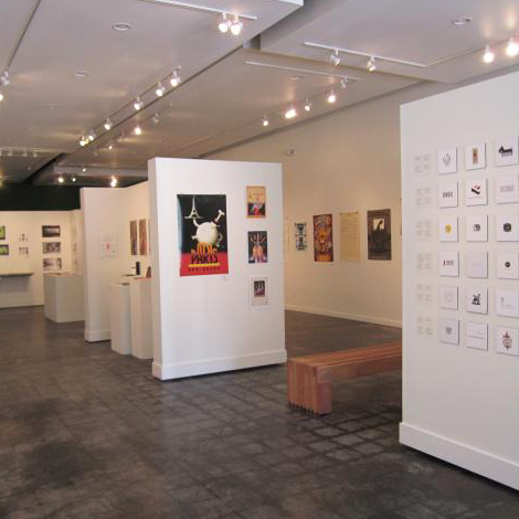 artwork collection from unt on the square gallery exhibition