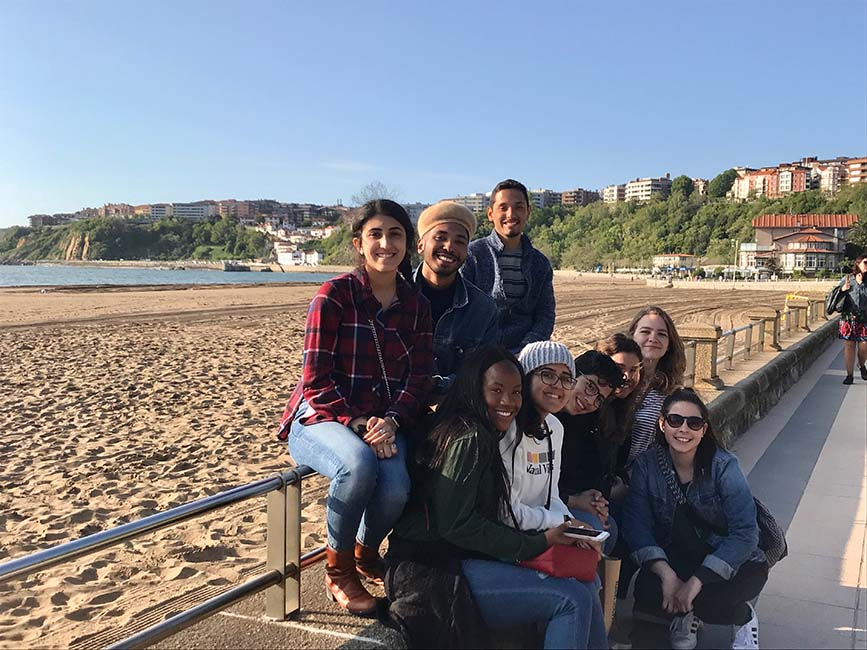 Emerald Eagle Scholars Global Trip 2018