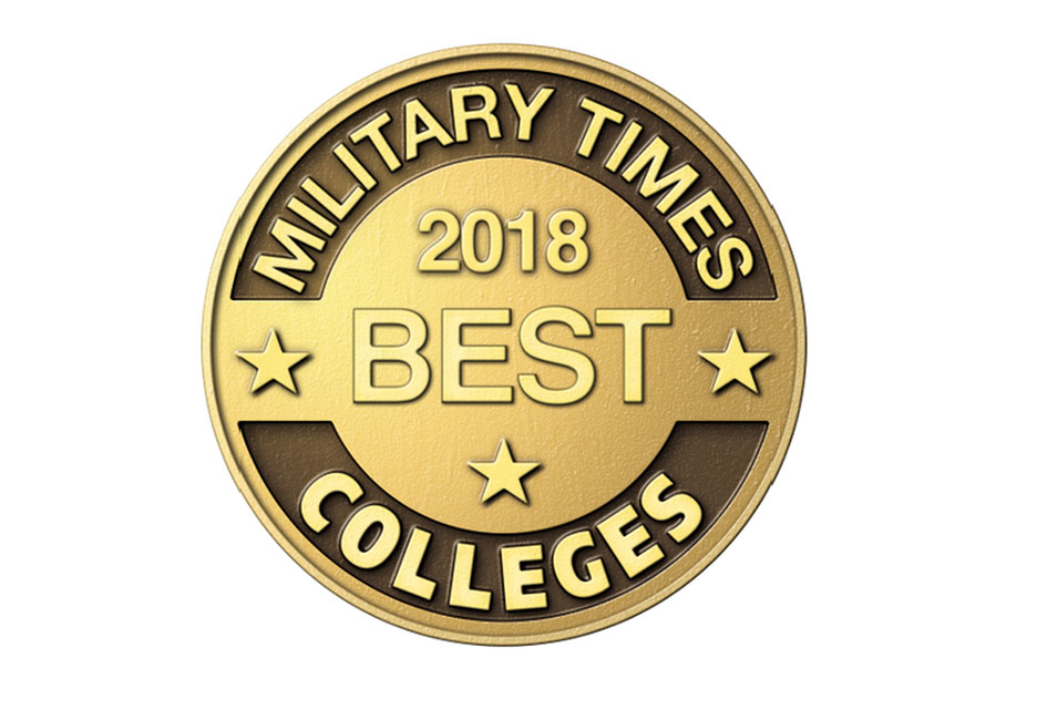 Military Times Best Colleges 2018