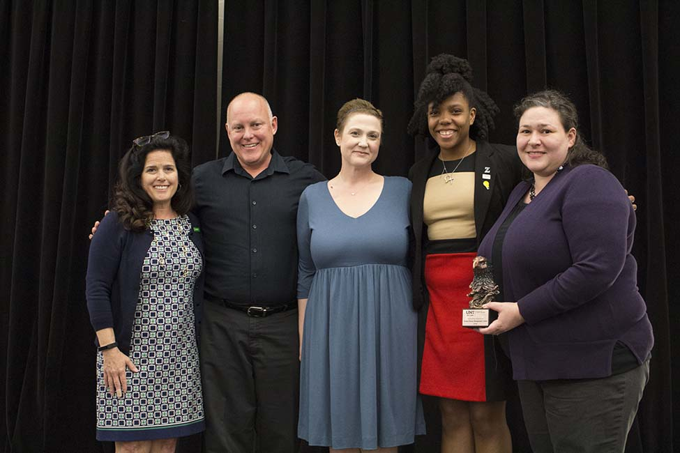 UNT DSA Awards Luncheon 2018