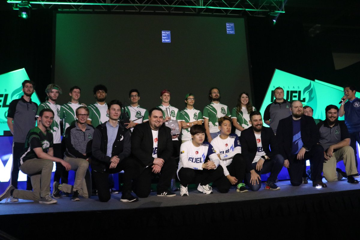 UNT Esports Overwatch Team