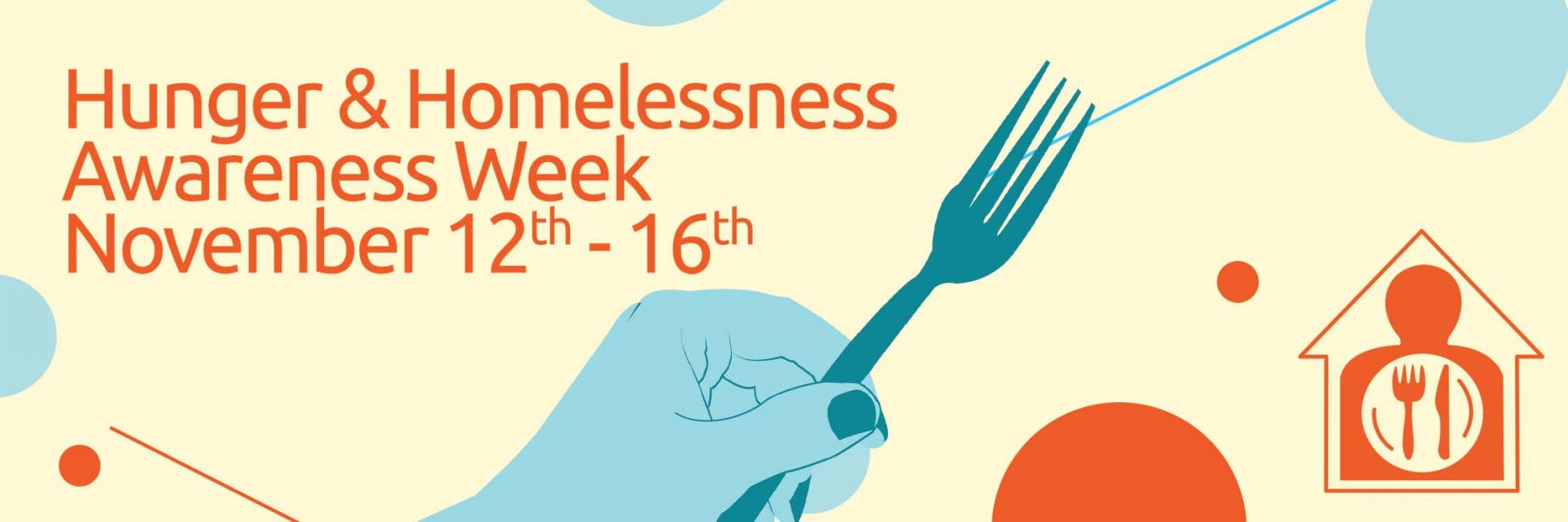 UNT Hunger and Homelessness Awareness Week