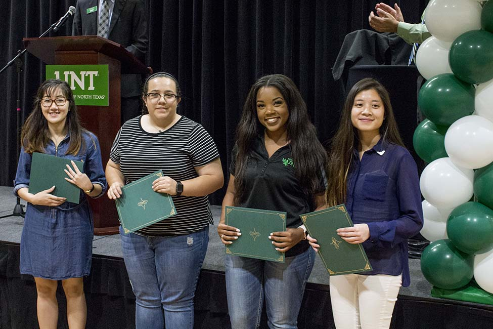 UNT National Student Employment Week 2018