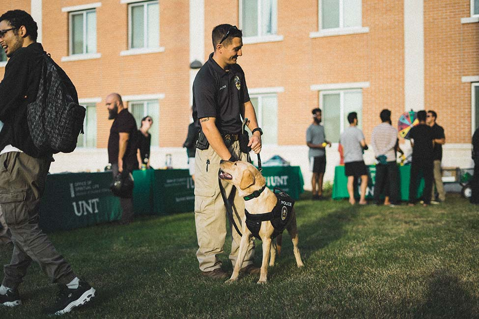 UNT National Night Out