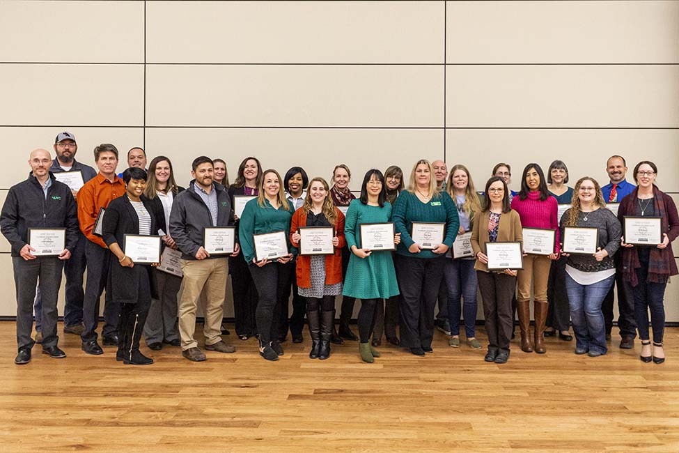 UNT SBB Graduates Fall 2018
