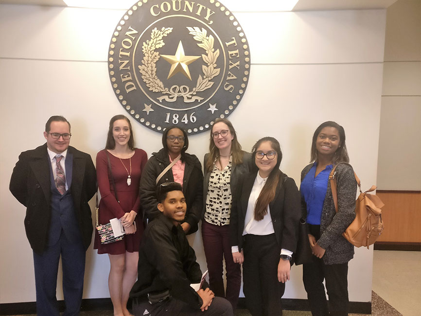 UNT Take Flight Denton County District Attorney Office