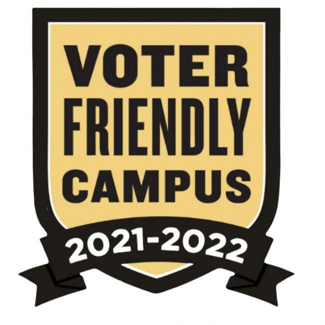 Voter Friendly Campus 2021-2022