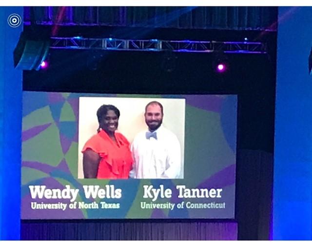 UNT Housing Staff Wendy Wells Case Study Award
