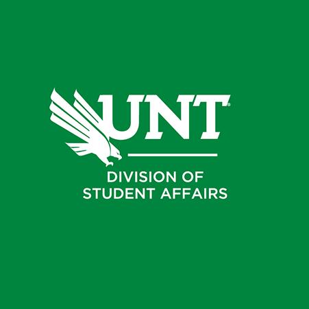 UNT student affairs logo