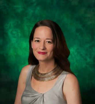 Jessica Hogue Smiling