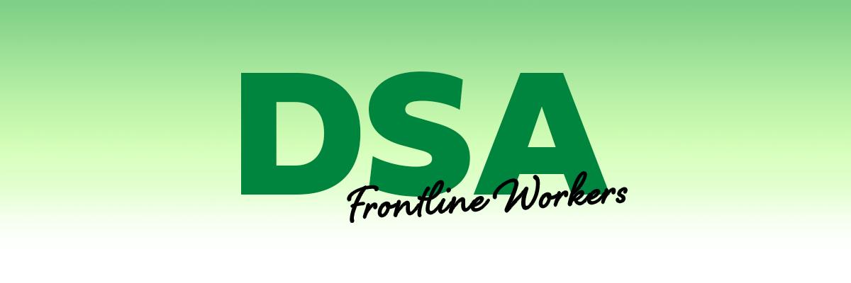 DSA Frontline Workers