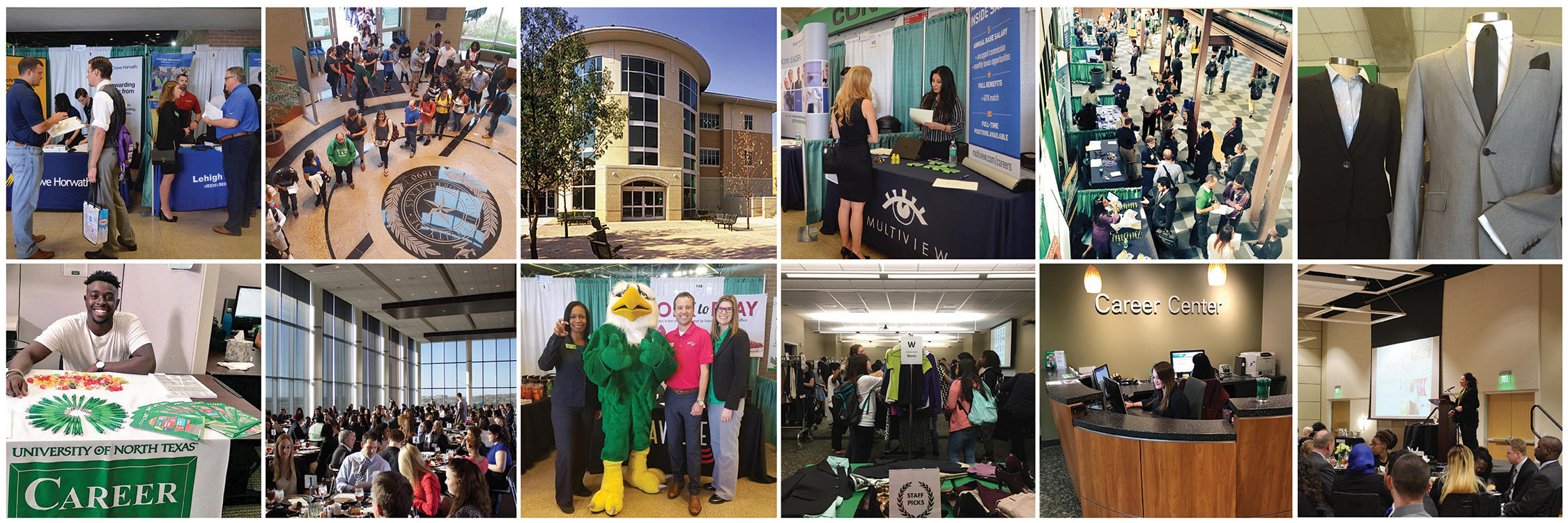 Career Fair & Expo images