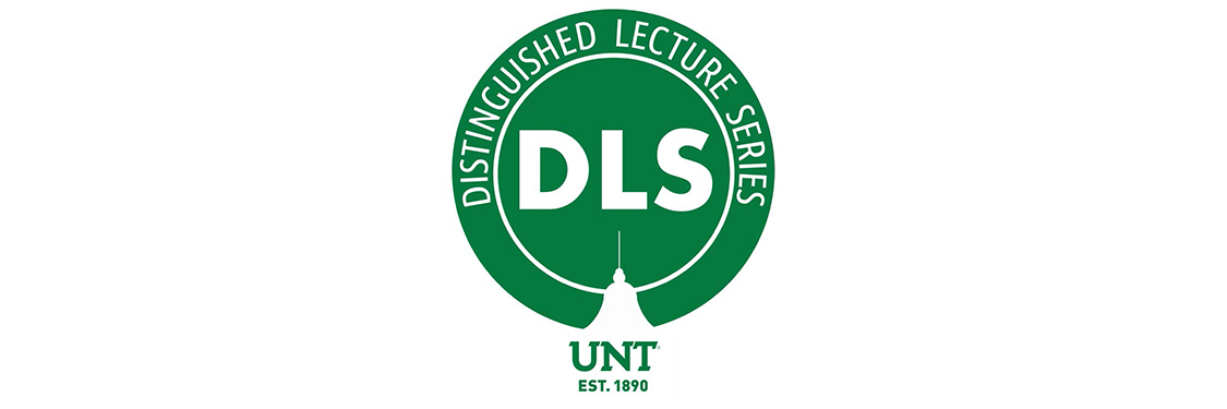 dls logo with green circle and white admin building top