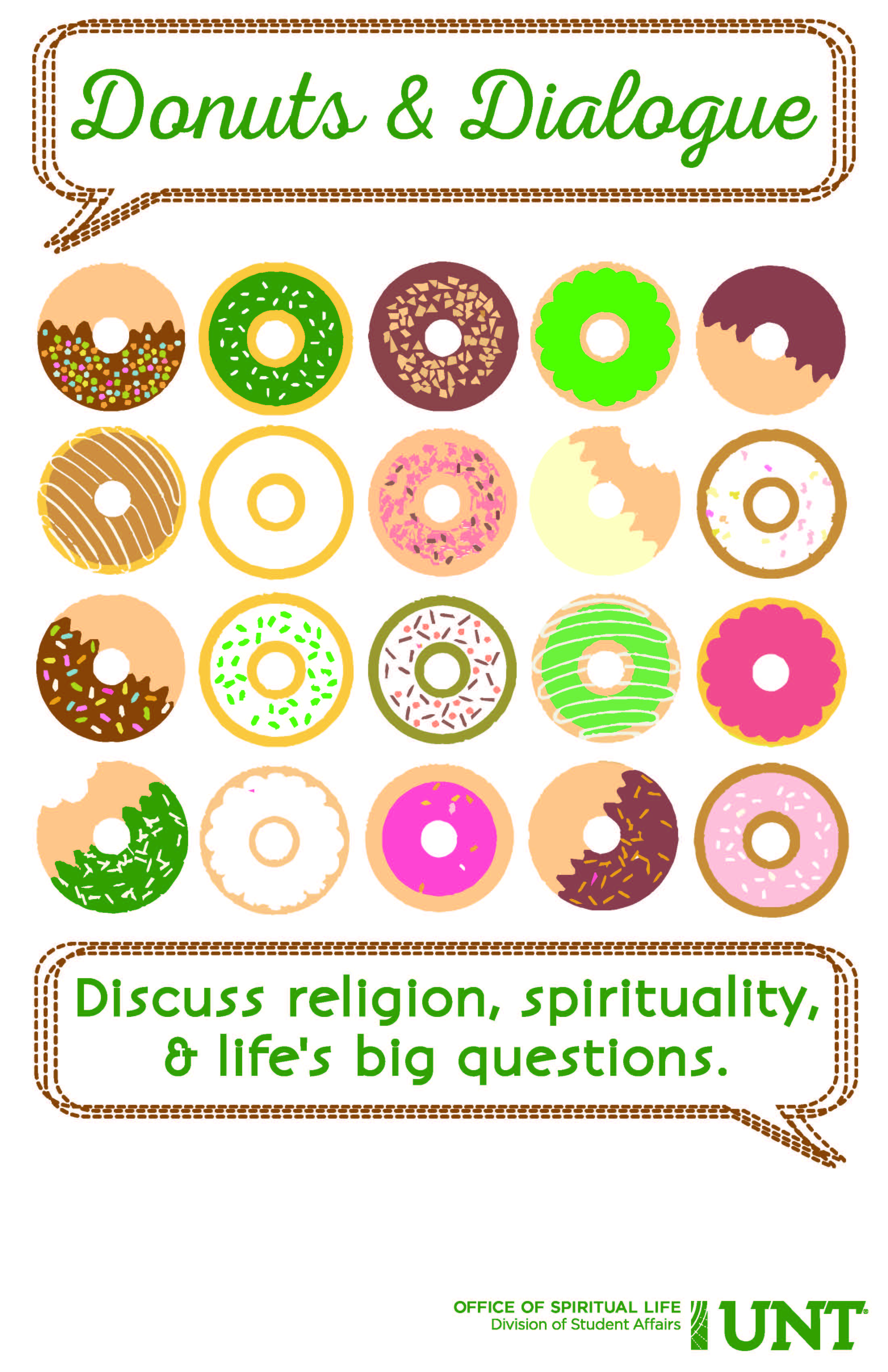 donuts and dialogue