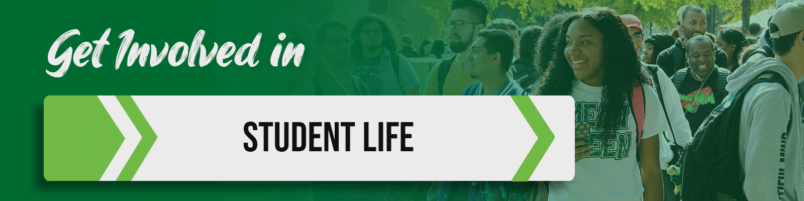 student life programs and services