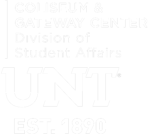 UNT Division of Student Affairs Coliseum And Gateway Center