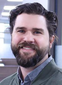 Sam Williamson, HSCC assistant director