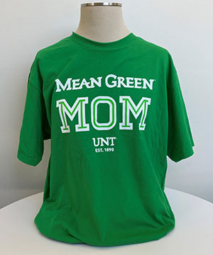 North Texas Mean Green Proud Parent Mom T-Shirt
