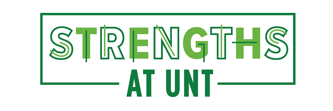 strengths at unt logo