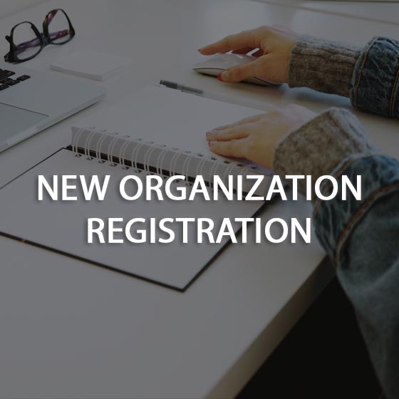 New Student Org Registration