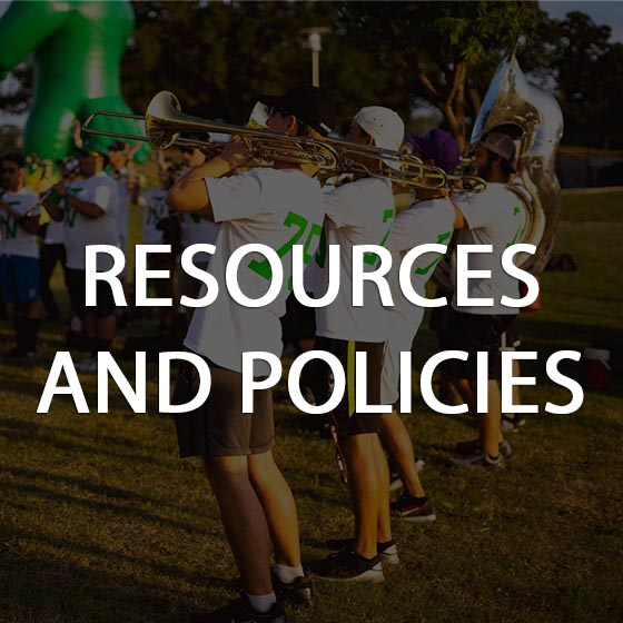 Resources and Policies