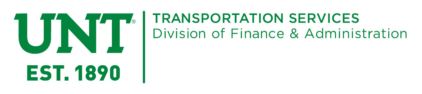 UNT - Division of Finance And Administration - Transportation Services