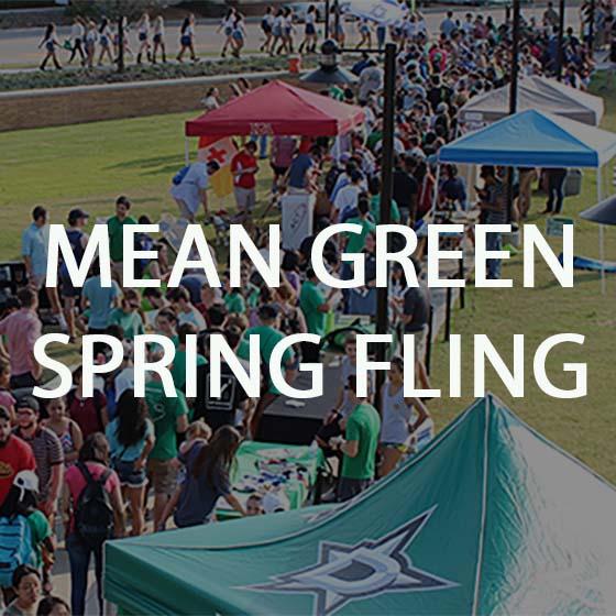 Mean Green Spring Fling