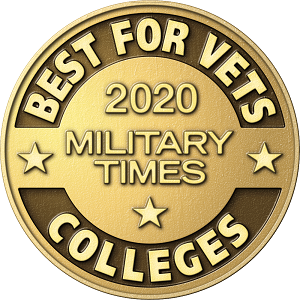 Military times best college 2020