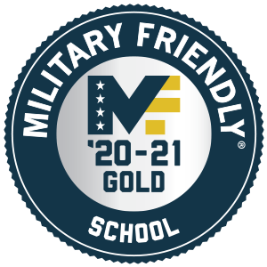 Military Friendly University 2020-2021
