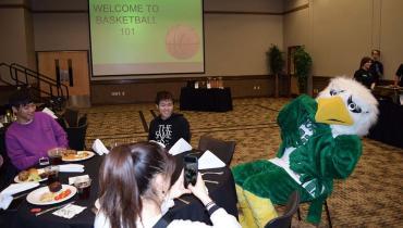 UNT International Students Welcome