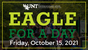 Fall 2021 Eagle for a Day flyer
