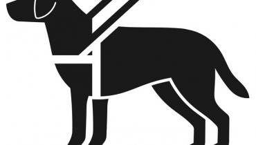 Logo of Guide Dog