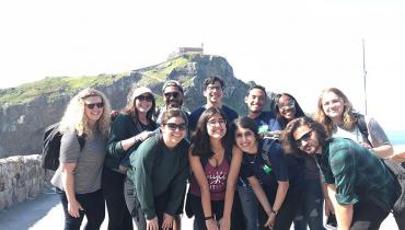 Emerald Eagle Scholars Global Trip