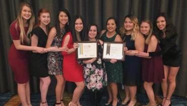 Greek Life AFLV Award