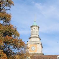 Unt Clock Tower