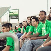 Division of student affairs activities