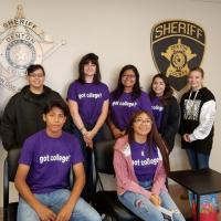 DHS students who want to study different aspects of Law Enforcement went to the police academy, 911 call center, Sheriff's Dept. Forensic Lab, and to watch a court hearing in action!
