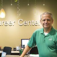 Dan Naegeli UNT Career Center