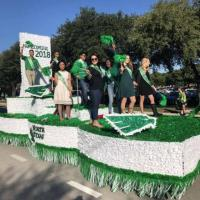 UNT Homecoming 2018