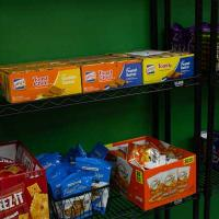 Food Pantry moves to Crumley Hall