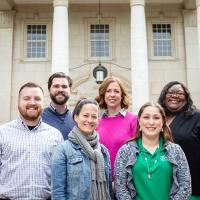 UNT DSA New Staff 2018-2019