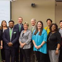 UNT Navigating Leadership Graduates