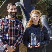 UNT Student Sustainability CATEE Award