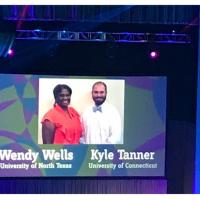 UNT Housing Staff Wendy Wells Case Study Award