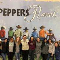 Pepper's Ranch Logo