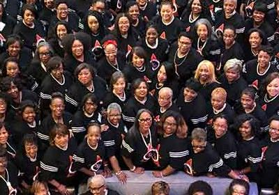 Delta Sigma Theta 50th Reunion Celebration