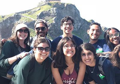 Emerald Eagle Scholars Global Trip